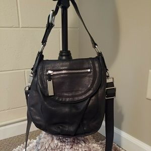Kenneth Cole leather crossbody